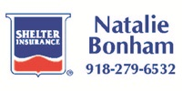 Shelter Insurance - Natalie Bonham