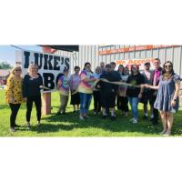 Luke's BBQ joins Coweta Chamber of Commerce