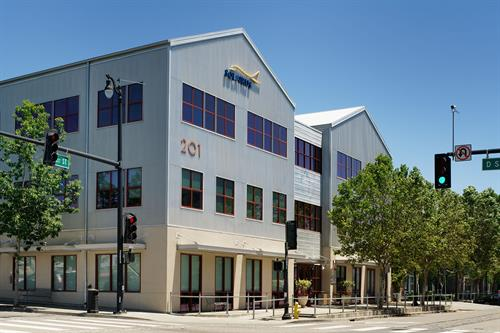 Waterfront Office Building - Downtown Petaluma