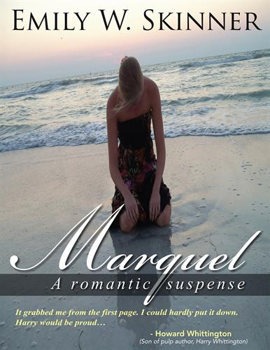 Marquel - ebook cover (Book 1) Romantic Suspense