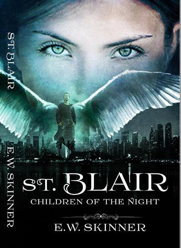 St. Blair Children of the Night (Book 1) Young Adult Supernatural