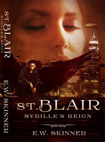 St. Blair: Sybille's Reign (Book 2) Young Adult Supernatural
