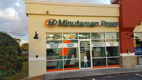 Our location at 9600 66th Street North, Pinellas Park, FL 33682