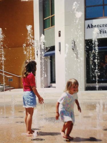 Summer Fountain play