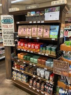 Support Local!  Check Out Our Amazing Coffee Selection
