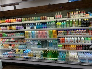 Bottled Waters, & Wellness Shots