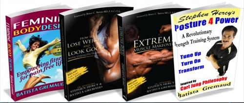 Dr Fitness USA books