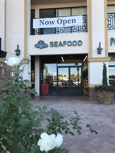 Great American International Seafood Market store front