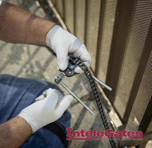 InteleGates® offers routine gate maintenance.