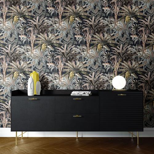 Luxury Jungle Wallpaper