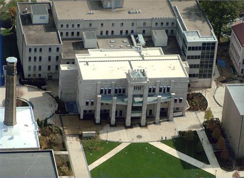 Bradley University Alumni Center - December 2011