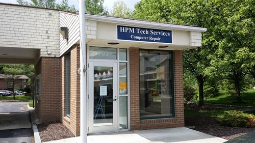 HPM Tech Services in Community Corners