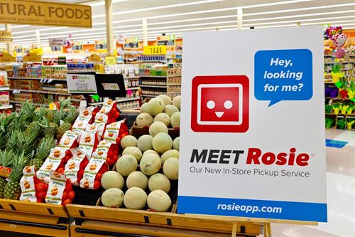 Rosie featured in our local P&C Fresh!