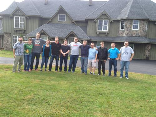Company Retreat Oct 2015