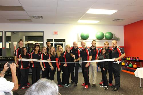 Ribbon Cutting October 3rd