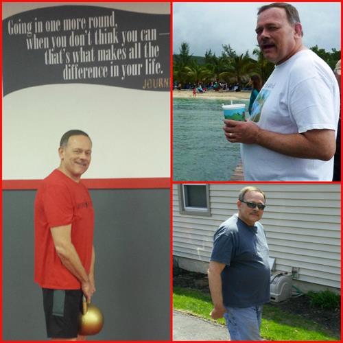 50 lb transformation