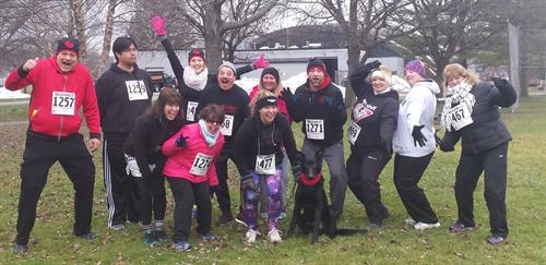 Winter Chill Series 5k