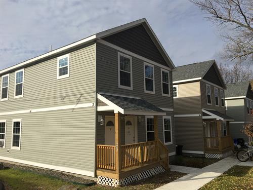 Aurora Street Student Housing