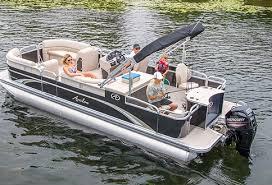 Pontton Boat