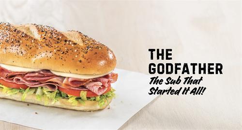 Godfather - Spicy ham, capicola, Genoa salami