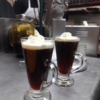Enjoy our coffees and desserts