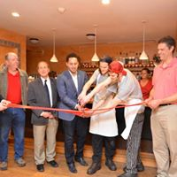 Our ribbon cutting