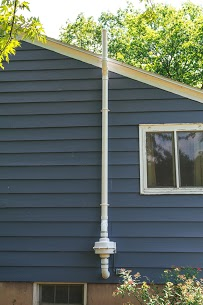 Radon mitigation installed - Finished