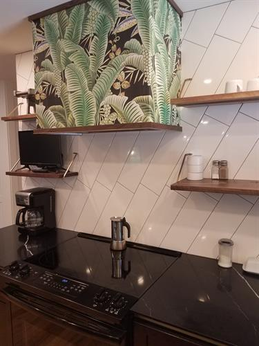 West Buffalo Street Kitchen, Jungle Range