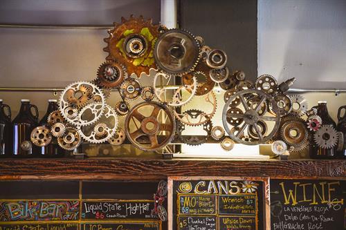 Bike Bar Detail