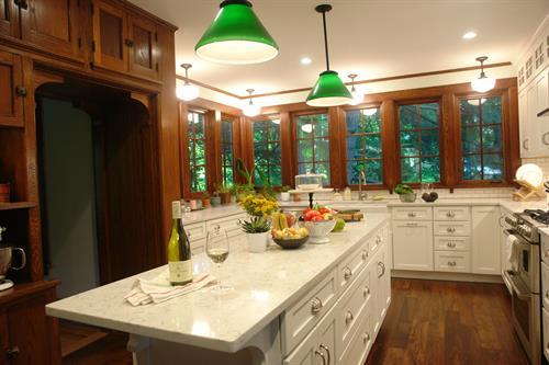 Ivy League Kitchen