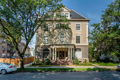 306 North Cayuga Street - Williams House