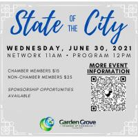State of the City Virtual