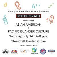 Asian American + Pacific Islander Culture Mixer