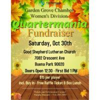 The Women's Division of GGCOC Quartermania Fundraiser