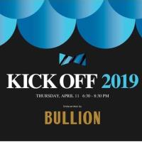 2019 Black Tie Dinner Kick-Off