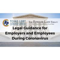 Legal Guidance for Employers and Employees During Coronavirus