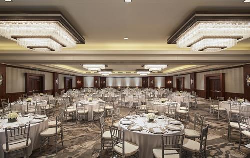 Ballroom at The Highland Dallas