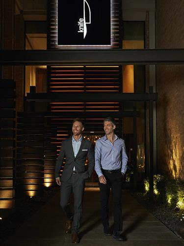 Award Winning Knife Dallas - a modern steakhouse