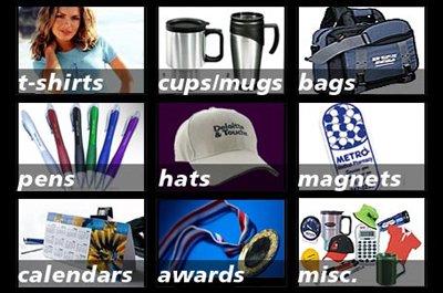 Promotional Products work.