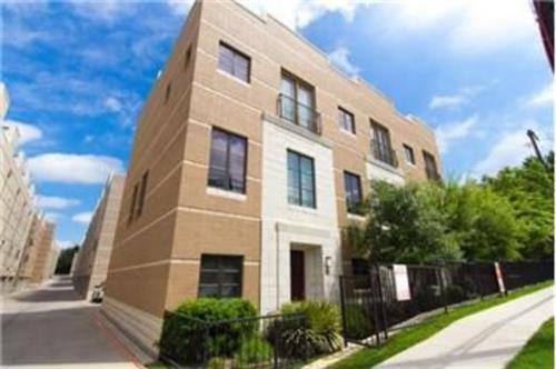 Uptown Dallas Townhomes For Sale | The Vine