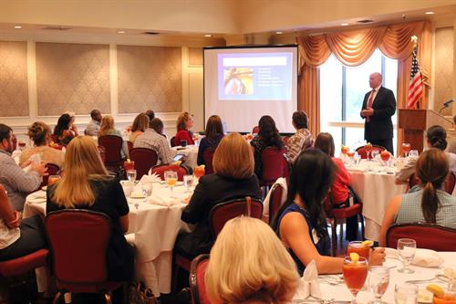 DFWTRN Lunch and Learn
