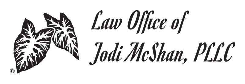 Law Office of Jodi McShan, PLLC.