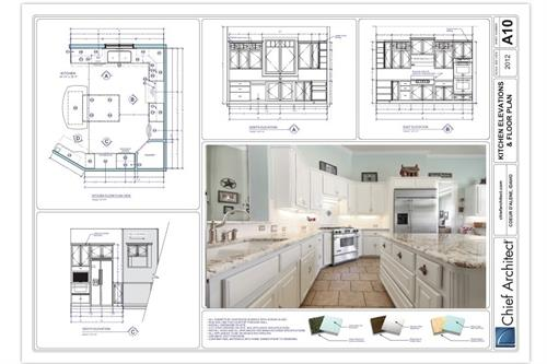 Permit Ready Floor Plans, Elevations and Renderings