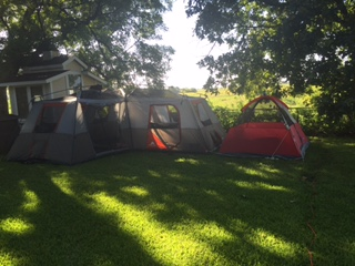 Tent campers