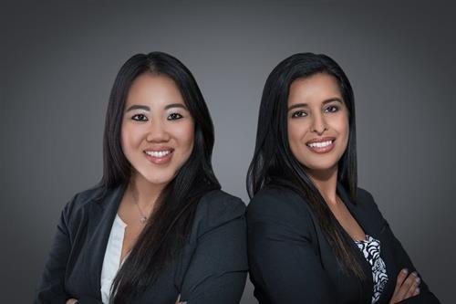 Mai Nguyen & Asma Din