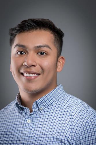 Ernesto Reyes, Office Manager