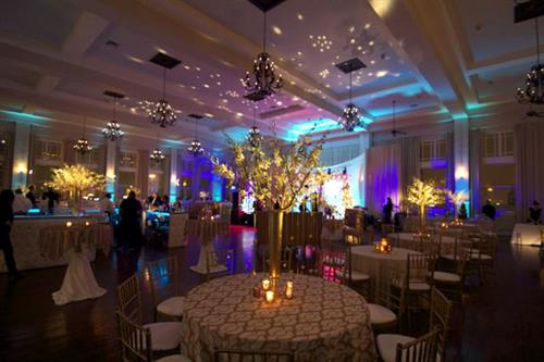 A whimsical evening in the ballroom