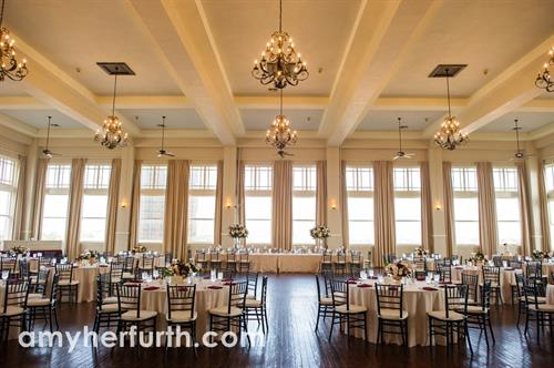 The Room on Main - a sophisticated ballroom for your events
