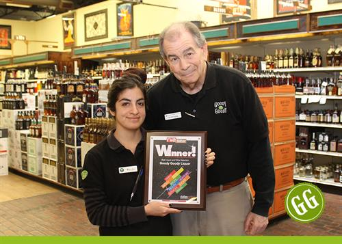 Voted Best Liquor and Wine Selection by readers of the Dallas Voice
