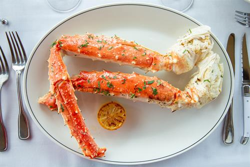 Prime Alaskan King Crab Legs